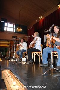 Smoky Mountains Songwriters Festival 2012 38 Marty Dodson w Jim Glaser w Chris Wallin