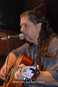 Smoky Mountains Songwriters Festival 2012 2 Chris Wallen