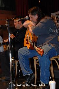 Smoky Mountains Songwriters Festival 2012 21 BobbyTomberlin w Chris Wallin