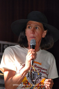 Smoky Mountains Songwriters Festival 2012 8 Cyndy Montgomery Reeves