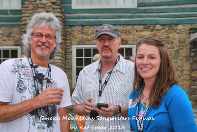 2013 SMSWF47 Steve Dean w Bill Whyte w Lisa Shaffer