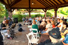 2014SMSWF0822FRI233 Bill LaBounty w Carrie Tillis w Bobby Tomberlin at Park Vista Pavillion