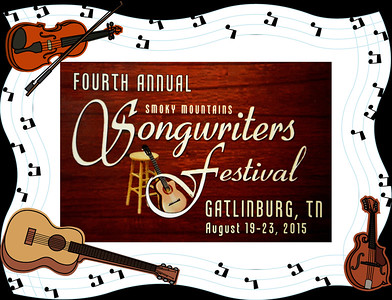 2015 Smoky Mountains Songwriters Festival