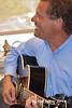 20140917 SMSWF 2015 Planning6 Cowboy Dan Harrell at Sponsor Regions Bank