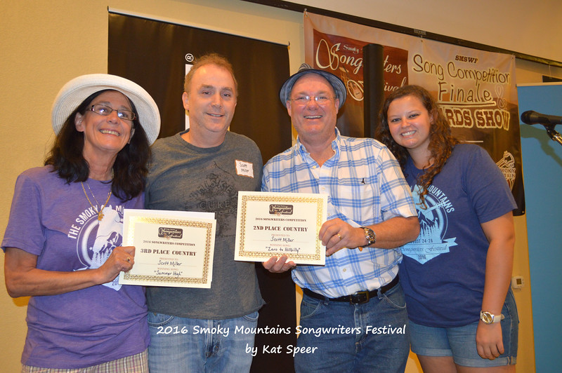 20160827satSMSWFks 136b Song Competition 2nd and 3rd Place Country ZERO TO HILLBILLY and SUMMER HIGH by Scott Miller