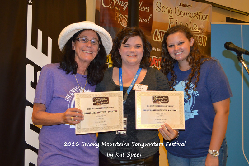 20160827satSMSWFks 098b Song Competition Honorable Mention FEEL THE SAME TO ME and SOUTHERN CHIC by April Estes