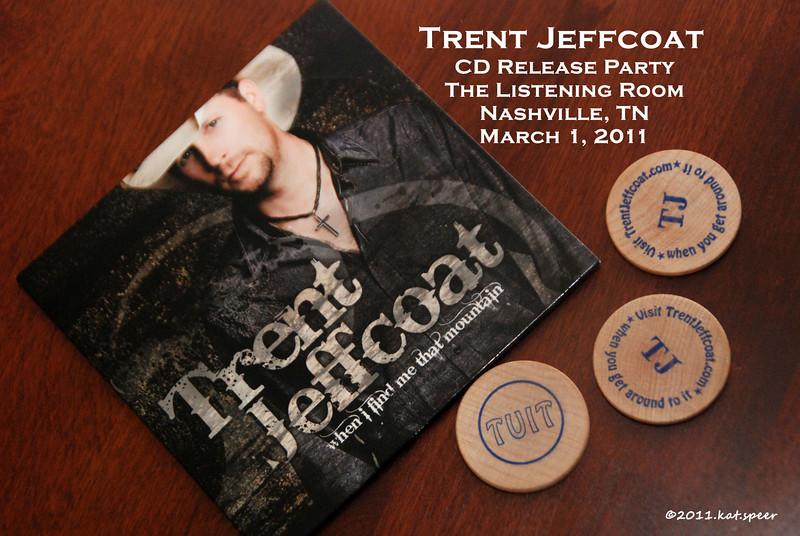 20110301 Trent Jeffcoat CD Release 001