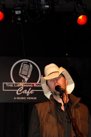 20110301 Trent Jeffcoat CD Release