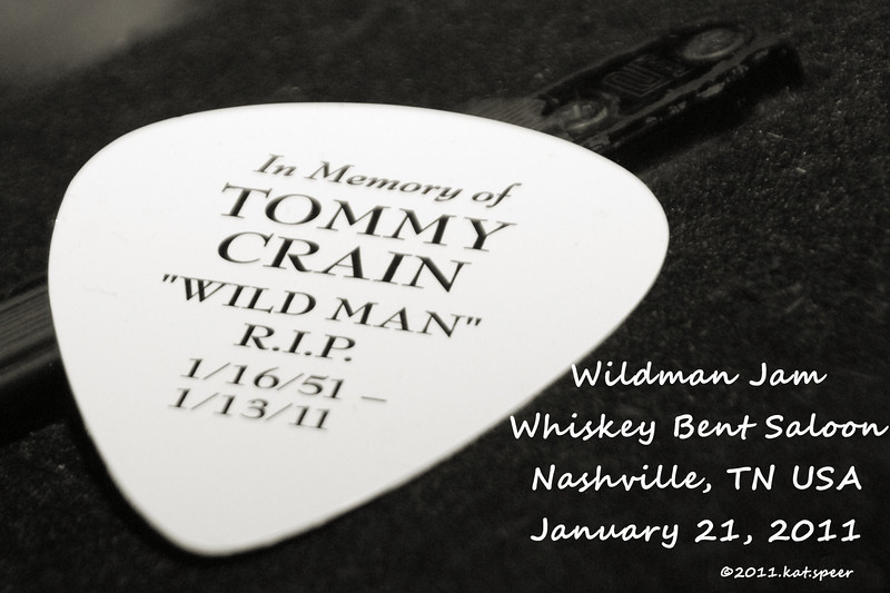 Wildman Jam in Memory of Tommy Crain 000