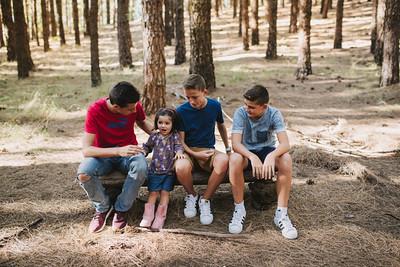 Sonia e hijos (SESIÓN DE FAMILIA)