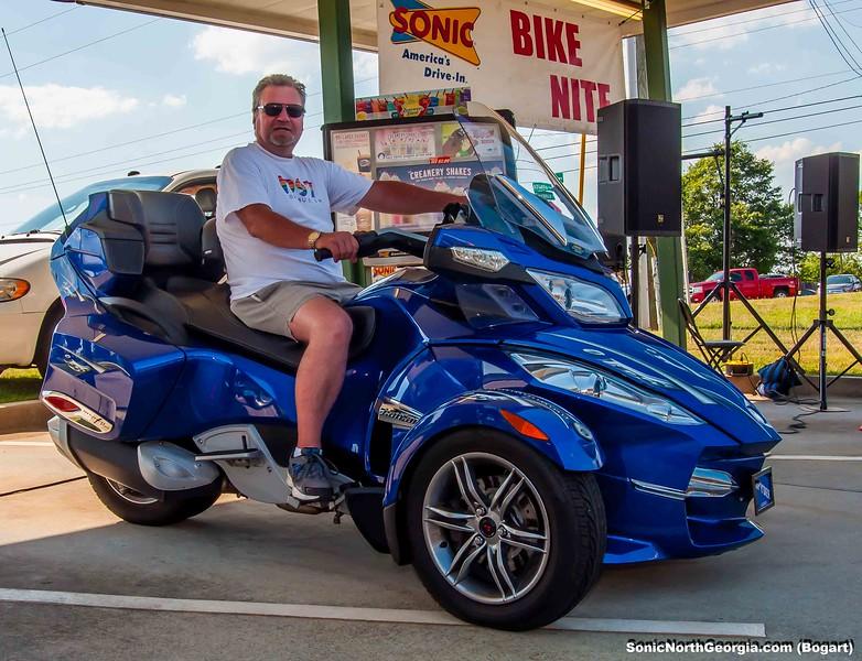Sonic Bike Night Athens GA June 2016-7018