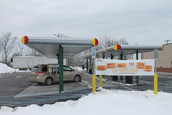 Sonic Drive-In Grand Opening in Troy