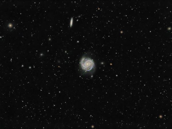 Messier 100