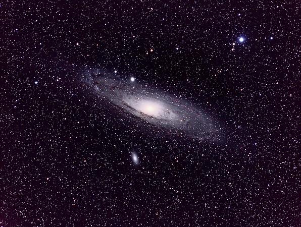 M31 Andromedanebel