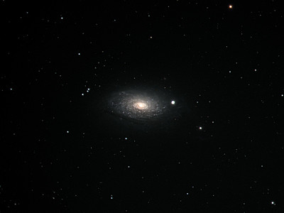 M63 Sonnenblumen-Galaxie