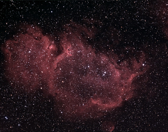 IC 1848 Seelennebel