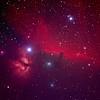 IC 434 Perdekopfnebel