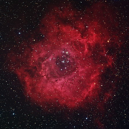 NGC 2244 Rosetten-Nebel