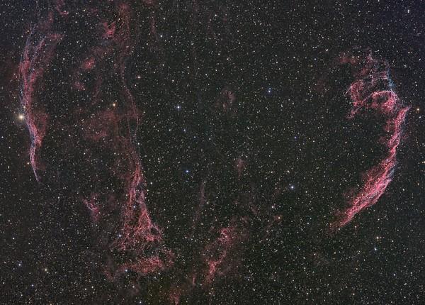 NGC 6995 Schleiernebel