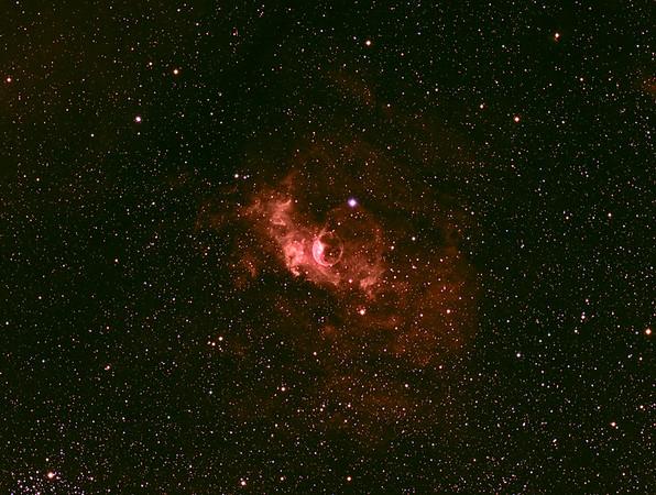 NGC 7635 Blasennebel