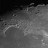 Mond - Jura-Gebirge