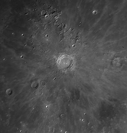 Mond - Copernicus-Krater