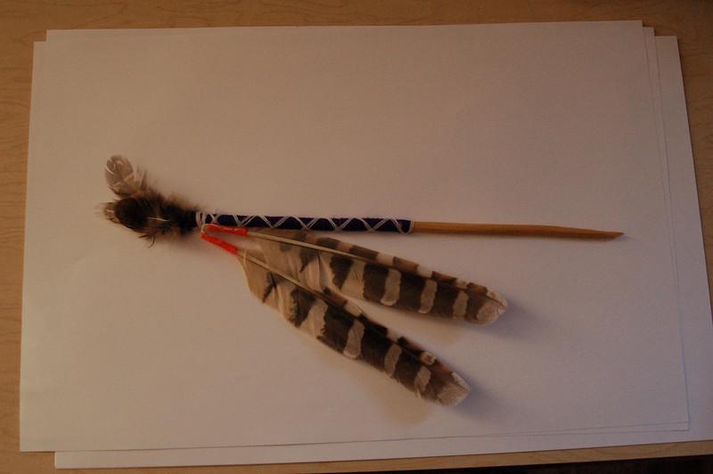 prayer stick