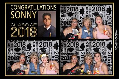 Sonny's Grad Party