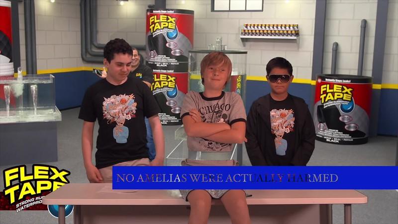 Flex Tape Funny Ad