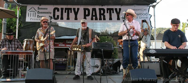 2014 Sonoma City Party
