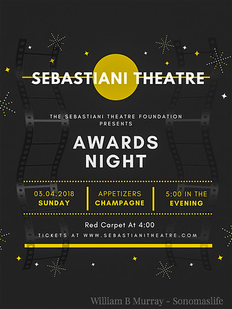 2018 Sebastiani Awards Night
