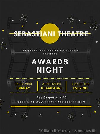 2018 Sebastiani Awards Night
