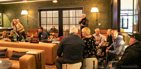 Sonoma Valley Chamber  after hours