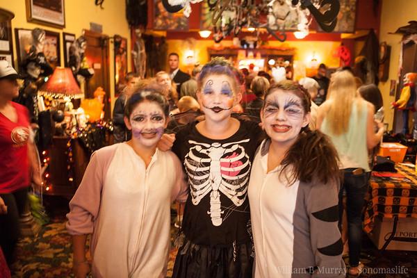 2015 Witchy Poo Halloween Sebastiani