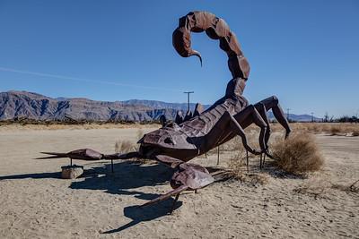 HN-6 05 Scorpion and Grasshopper