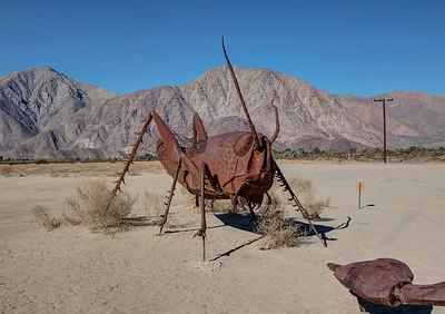 HN-6 03 Scorpion and Grasshopper
