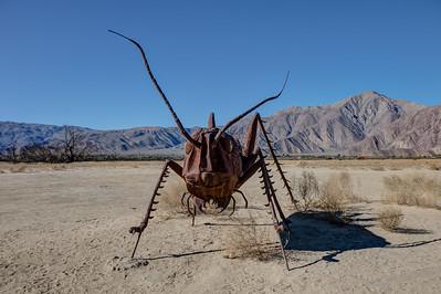HN-6 04 Scorpion and Grasshopper