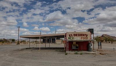 009 El Desierto, Vicksburg Junction, Arizona