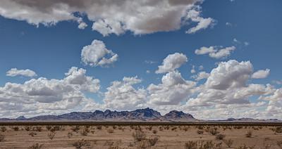 002 Ranegras Plain, Route 72, Bouse, Arizona