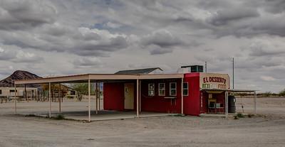 010 El Desierto, Vicksburg Junction, Arizona
