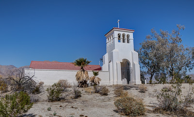 030 Borrego Lutheran Church, Borrego Springs, California