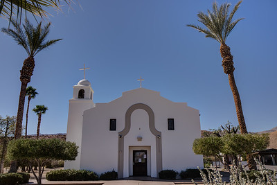 032 St. Richard Catholic Church, Borrego Springs, California