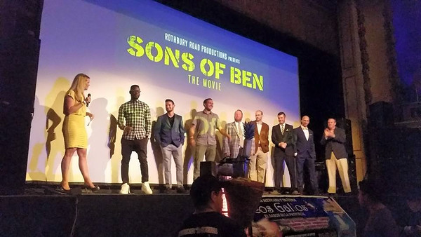 Sons of Ben the Movie  |  Philadelphia Premiere 10 June 2015