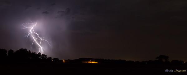 Thunderstorm 04.08.2015