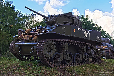 Tanks in Town 2017