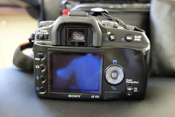 Sony A100