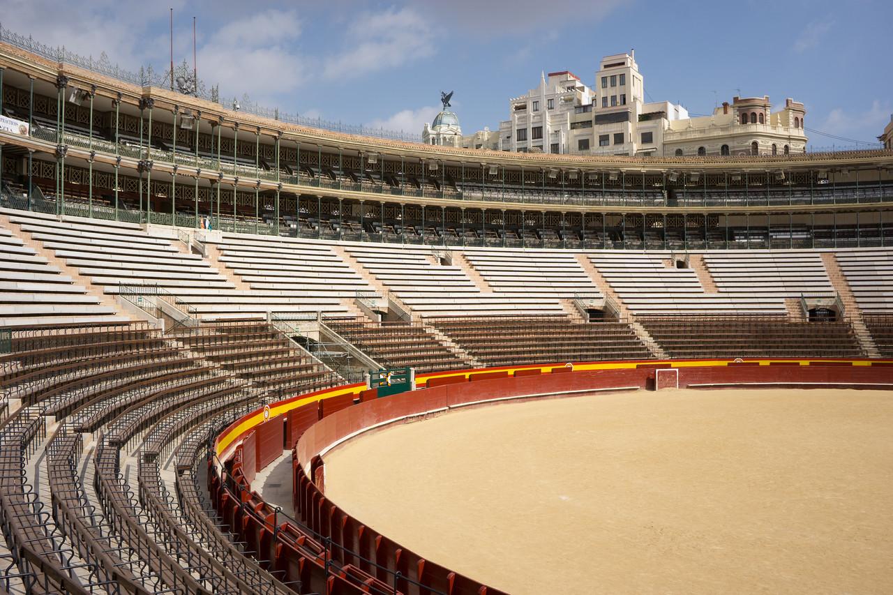 Valencia Bull Ring.