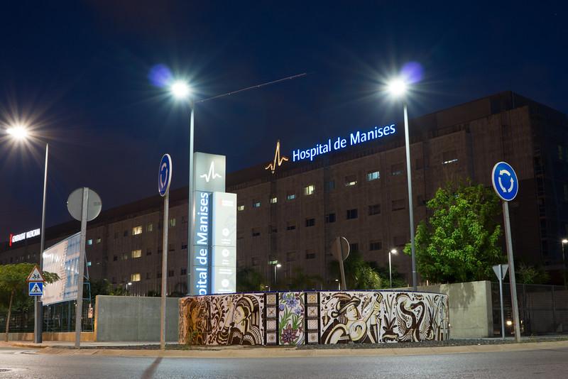 Hospital de Manises (Valencia).