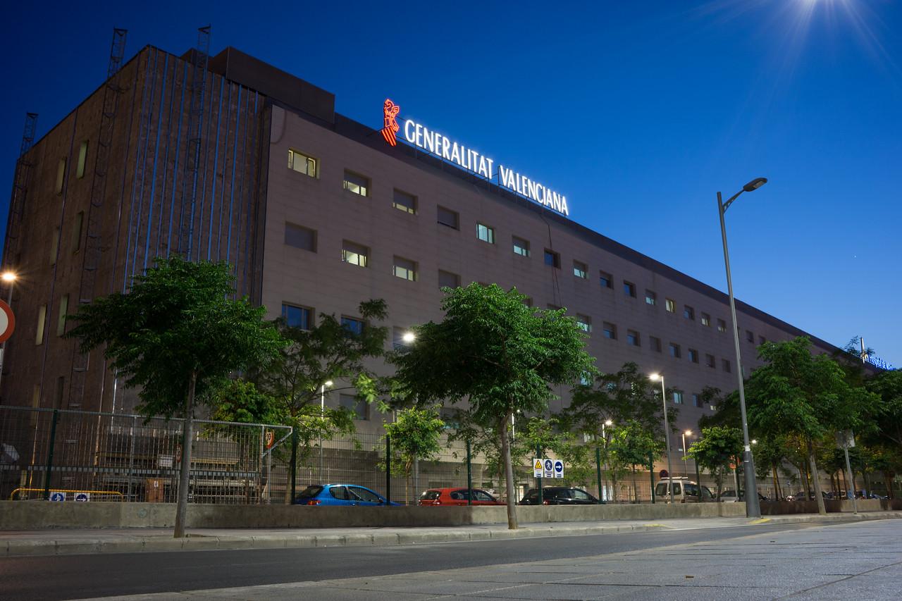 Hospital Manises (Valencia)