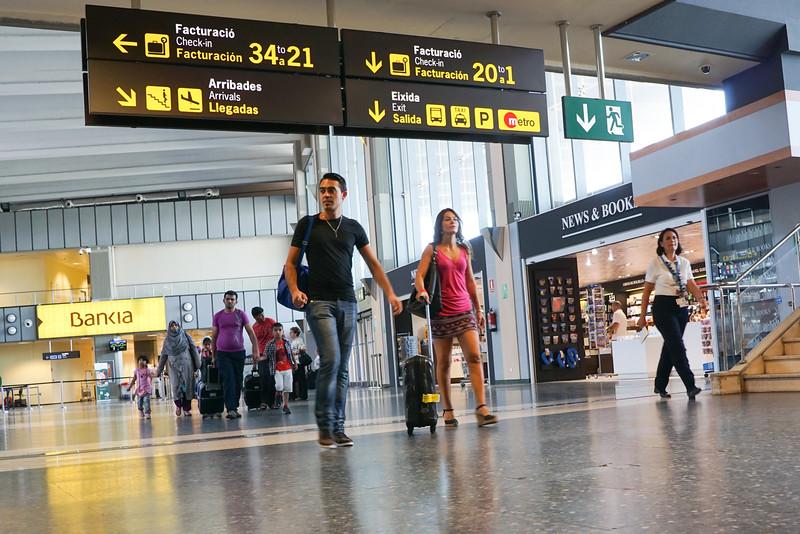 Valencia, Spain Airport